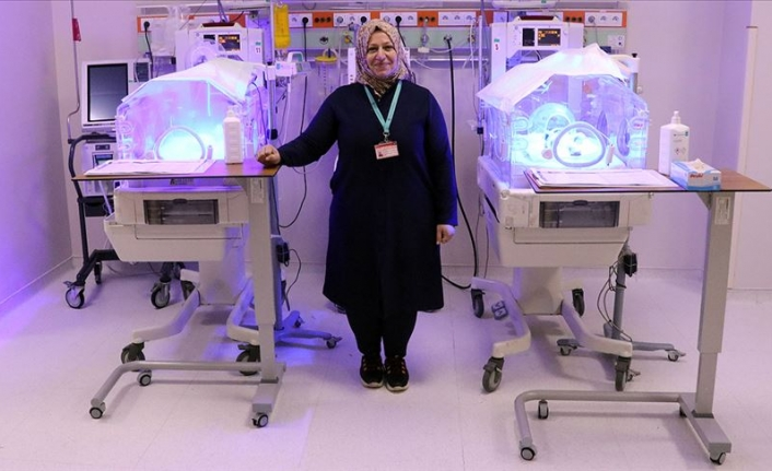 Bebeğini Kaybettiği Hastanede Gönüllü Anne Oldu