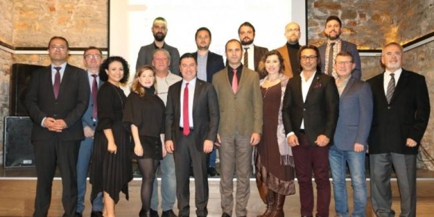 Bodrum'da Tam Donanımlı Hayvan Hastanesi Projesi Anlatıldı