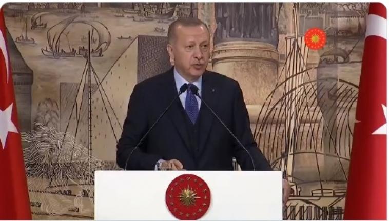 """Erdoğan: """"Şehitler Tepesi Hiçbir Zaman Boş Kalmayacak"""""""