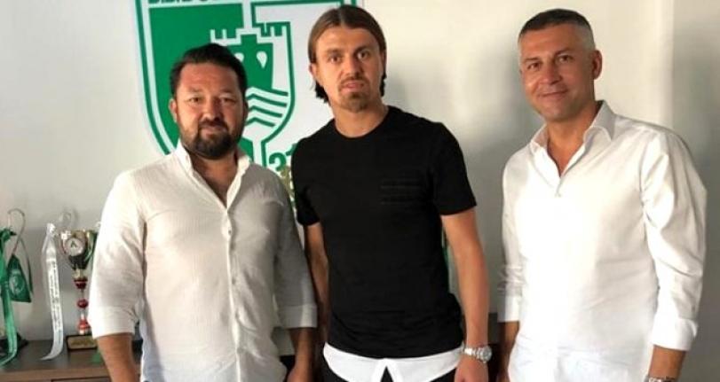 Eski Fenerbahçeli Futbolcu Orhan Şam Futbolu Bıraktı!