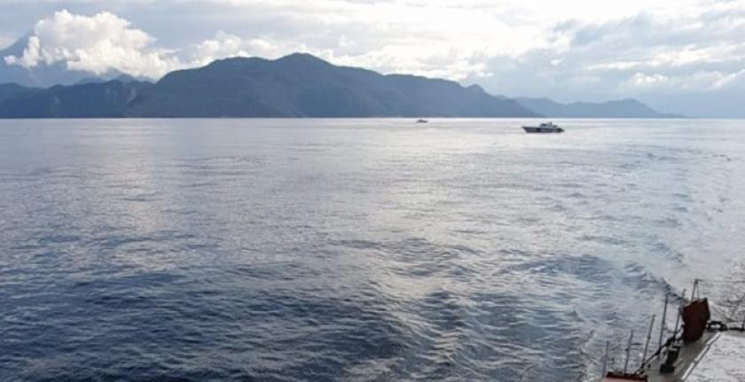 Fethiye Açıklarında Sürüklenen Teknedeki 2 Kişi Kurtarıldı