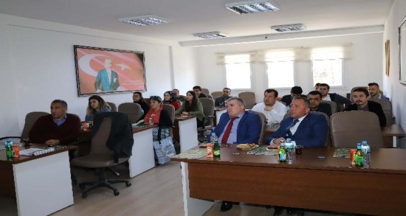 Fethiye'de Mimarlar Fikir Alışverişinde Bulundu