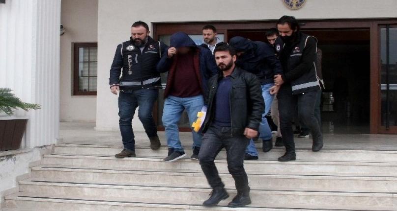 Fethiye Merkezli Fuhuş Operasyonu: 1'i Polis 4 Kişi Tutuklandı