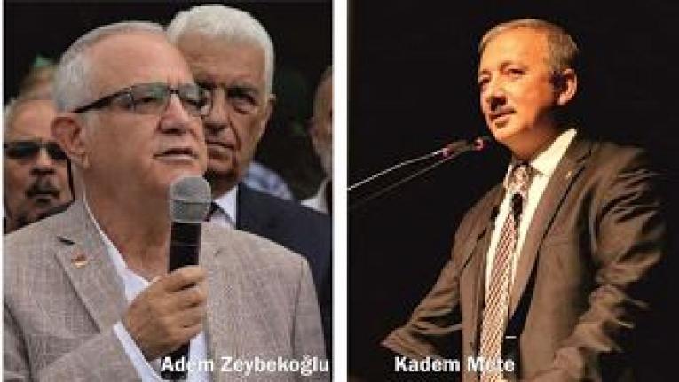 """""""Fetih"""" Çıkışıyla Gündem Olan Mete'ye Zeybekoğlu'ndan """"İhanet"""" Cevabı!"""