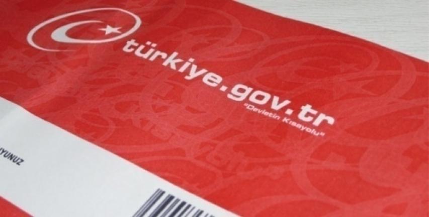 İçişleri Bakanlığı Açıkladı: Artık e-Devletten Yapılabilecek!