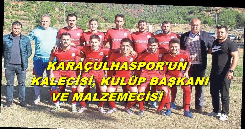 Karaçulhaspor'un Kurtarıcısı Mehmet Dalca!