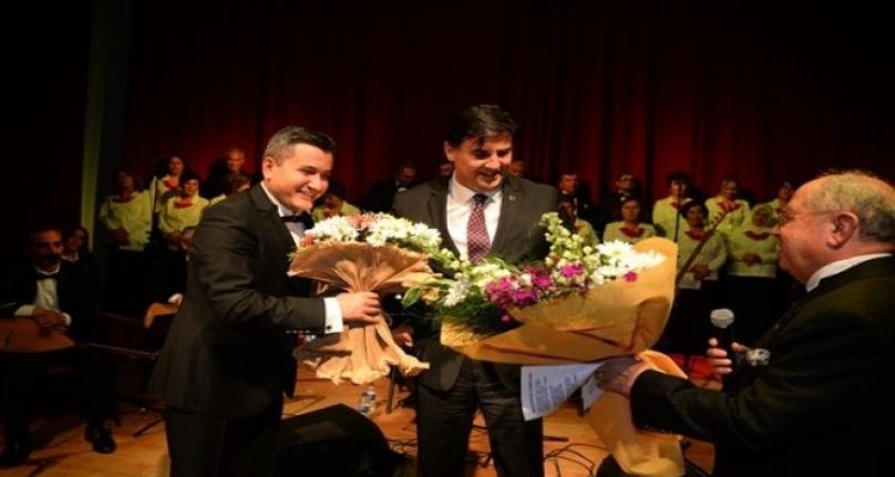 Kültür Derneği Verdiği Konserle Mest Etti