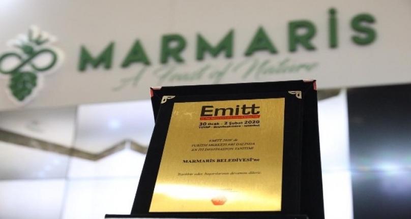 Marmaris EMITT'ten Ödülle Döndü