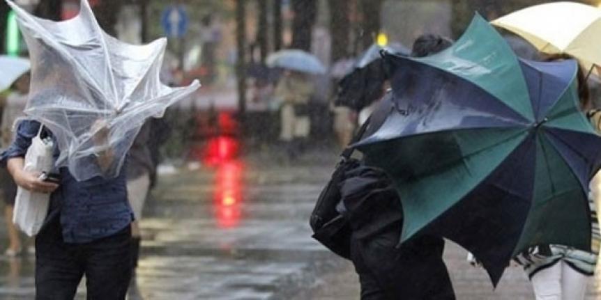 Meteoroloji'den Muğla'ya  Çarşamba ve Perşembe için Uyarı!