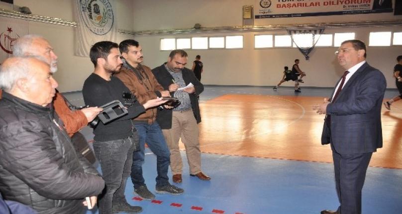 Milas Belediyespor Liderlik Maçına Çıkıyor