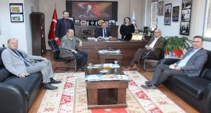 MİTSO'da Coğrafi İşaretli Zeytinyağı Denetimi Yapıldı