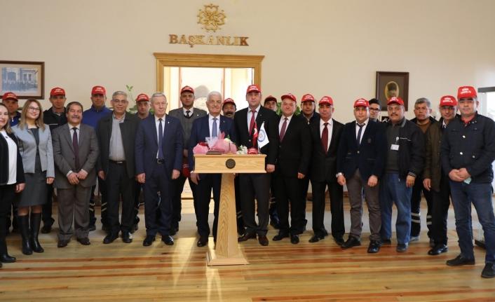 Muğla Büyükşehir ve DİSK Genel-İş Toplu Sözleşme İmzaladı
