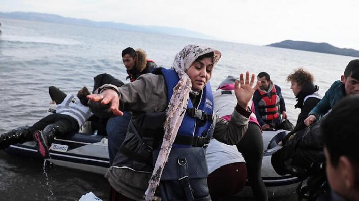 Muğla'daki Göçmenler Avrupa Hayaliyle Yunan Adalarına Gidiyor