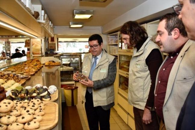 Muğla'daki İşletmelerde Gıda Denetimi Yapıldı!
