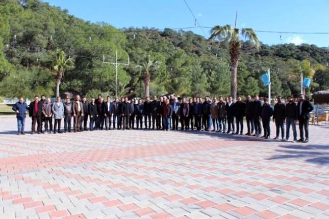 MÜSİAD 2. Bölge Sektörel Grup İş Geliştirme Toplantısı Yapıldı