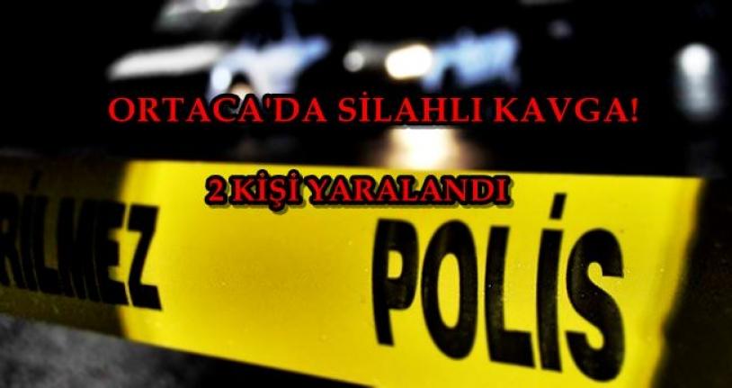 Ortaca'da Silahlı Kavga: 1'i Ağır 2 Yaralı!