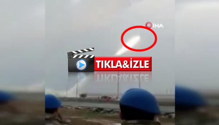 TSK'nın Rejim Unsurlarına Ateş Açma Anı Kamerada!