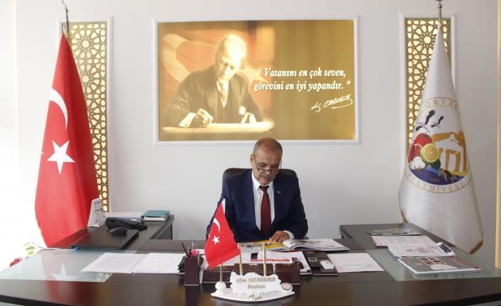 Başkan Alim Uzundemir'in '12 Mart İstiklal Marşının Kabulü' Mesajı