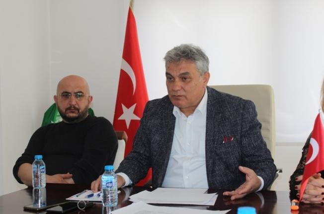 """Başkan Kapiz: """"Fethiyespor ve Bodrumspor da Ödememiş"""""""