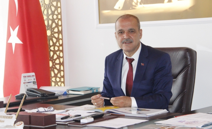 Başkan Uzundemir Çanakkale Zaferi'nin 105. Yıldönümü Kutladı