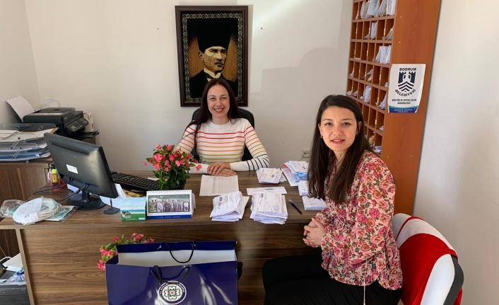 Büyükşehir Kadın Muhtarların Kadınlar Gününü Kutladı