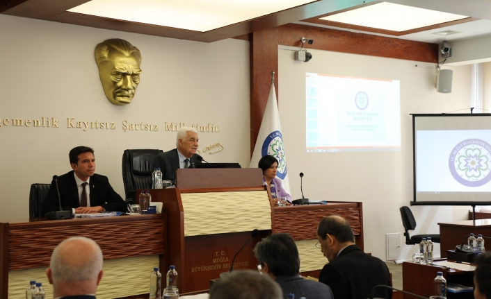 Büyükşehir Mart Ayı Meclisi'nde 16 Karar Alındı