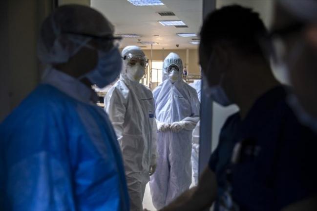 Cerrahpaşa Tıp Fakültesi'nin Koronavirüs Servisi Görüntülendi!
