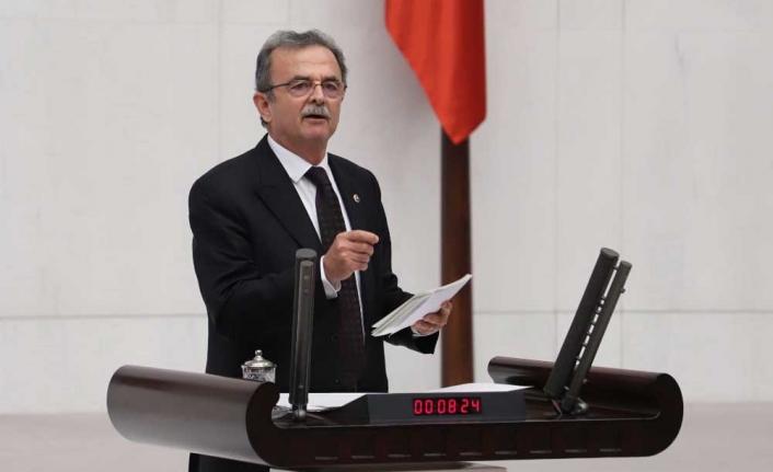 CHP Muğla Vekili Girgin'den Meclis'e Silikozis Araştırma Önergesi