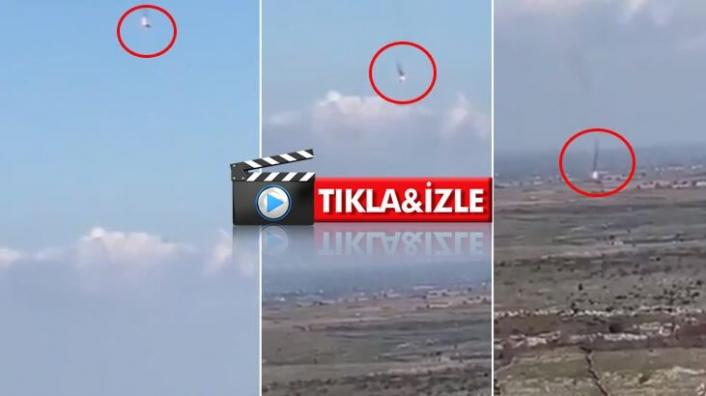 Esad Rejimi Türkiye'nin Düşürdüğü Uçakları Böyle Aradı!