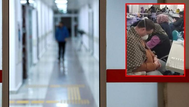 Görüntüler Olay Yarattı: Türkiye'de Bir Hastane Olduğu İddia Edildi!