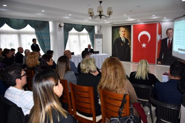 Marmaris'te Kadına Yönelik Şiddetle Mücadele Koordinasyon Toplantısı