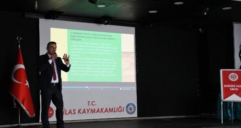 Milas'ta Koronavirüsten Korunma Yöntemleri Anlatıldı
