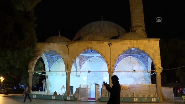 Muğla'da Koronaya Karşı Cami Hoparlörlerinden Dua Okunuyor
