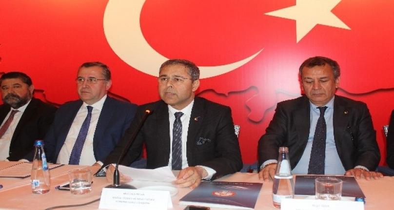 Muğla'da Oda Borsa ve STK'lardan Birlik Mesajı