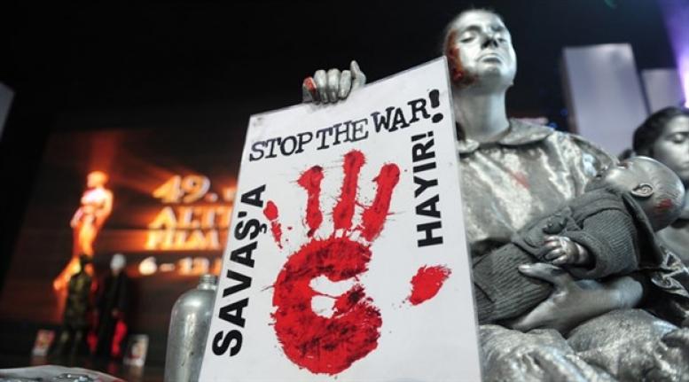 Muğla'da 'Savaşa Hayır' Etkinlikleri Yasaklandı