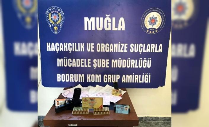 Muğla Merkezli Tefeci Operasyonu: 32 Gözaltı