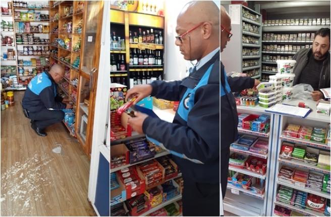 Ortaca Belediyesi Zabıta Ekiplerinden İşletmelere Gıda Denetimi