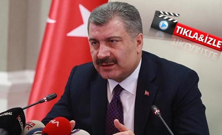 Sağlık Bakanı Koca: Türkiye'de Koronavirüs Olma İhtimali Çok Yüksek