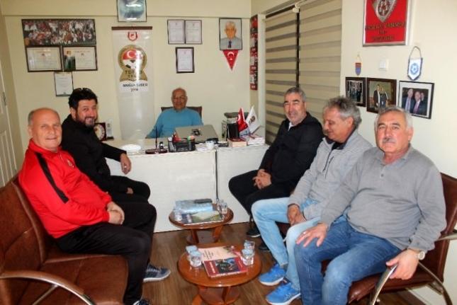"""Samet Aybaba: """"Yeni Sezon İle İlgili Plan Yapıyoruz"""""""