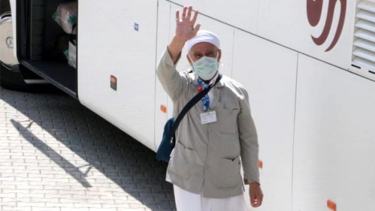 Test Sonucu Negatif Çıkan Umreciler Eve Dönüyor