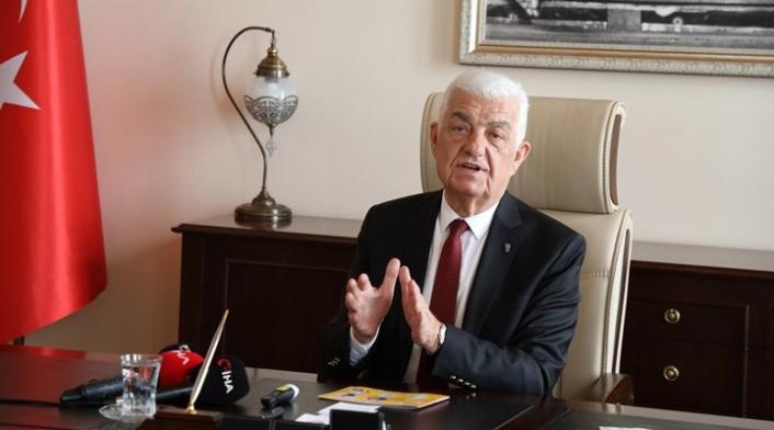 "AK Parti Muğla'dan Başkan Gürün'e ""Gazete Dağıtma Eleştirisi"""
