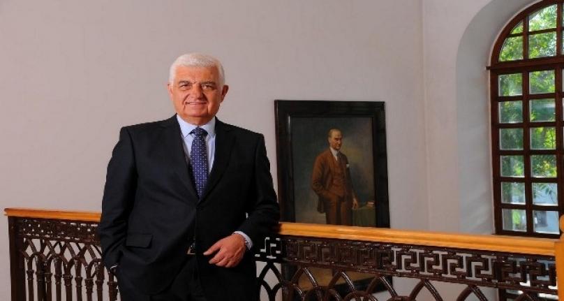 """Başkan Gürün'den """"1 Mayıs"""" Mesajı"""