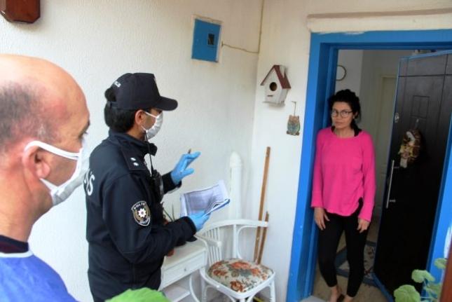 Bodrum'a Gelen Yazlıkçılar Teker Teker Kontrol Edildi