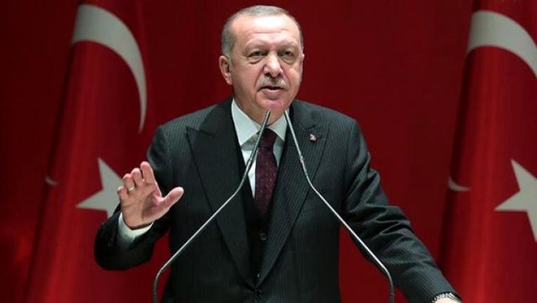 """Erdoğan: """"Amaç Halka Yardım Etmek Değil, Şov Yapmak"""""""