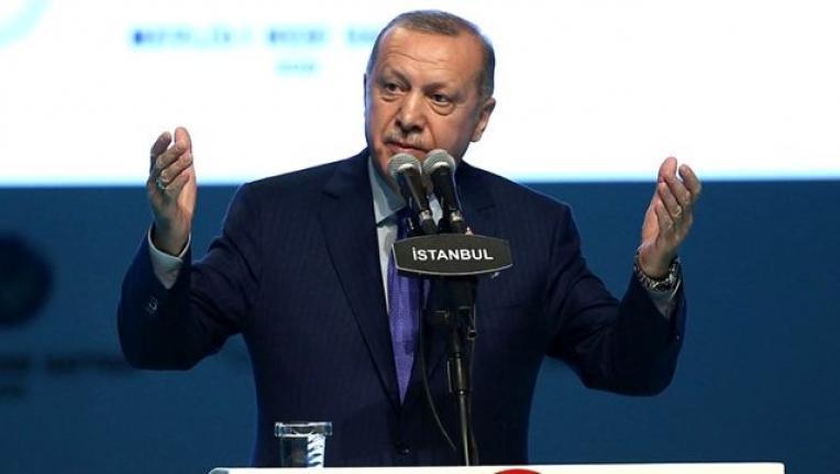 Erdoğan: Geçim Sıkıntısı Yaşayan Vatandaşları Yalnız Bırakmamalıyız