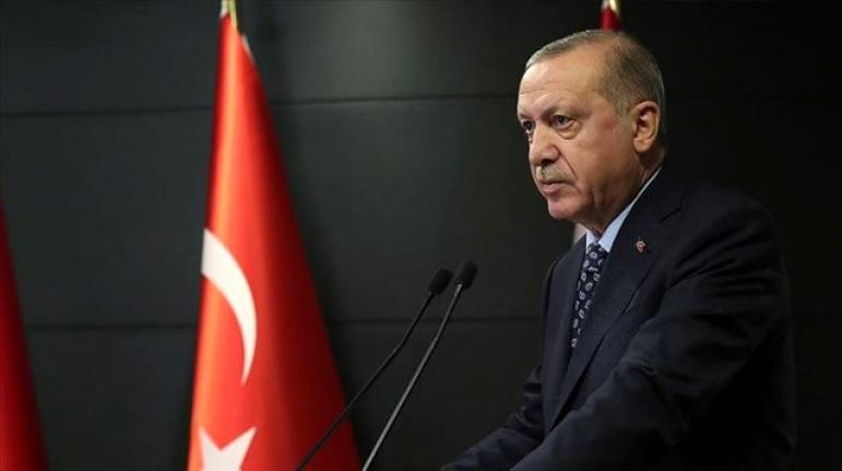 Erdoğan, Kabine Toplantısı Sonrası Açıklamalarda Bulunacak