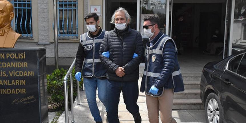 Gazeteci Hakan Aygün Bodrum'da Gözaltına Alındı!