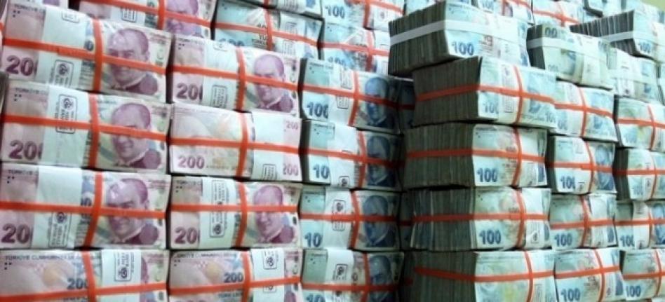Hazine 12,6 Milyar TL Borçlandı!