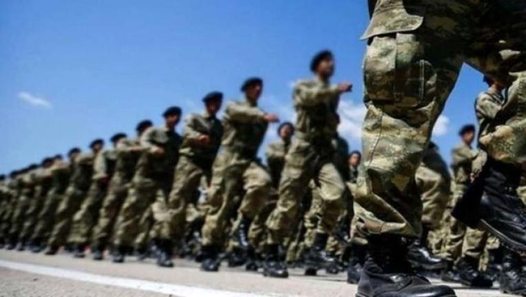 Kasım 2019 Celbinde Askere Alınanların Hizmet Süresi 1 Ay Uzatıldı