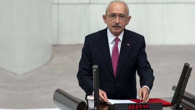 Kılıçdaroğlu, 23 Nisan Özel Oturumunda 16 Maddelik Çağrıda Bulundu